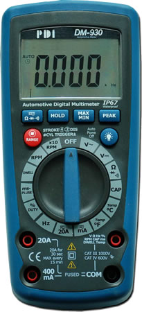 DM-930 Automotive DMM